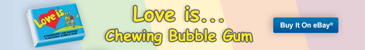 Buy Love is bubble gum.